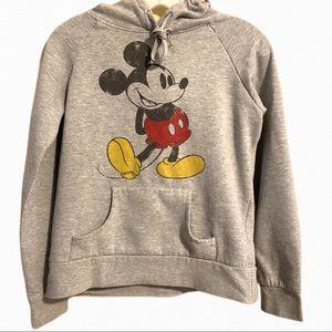 Disney Mickey hoodie sz M